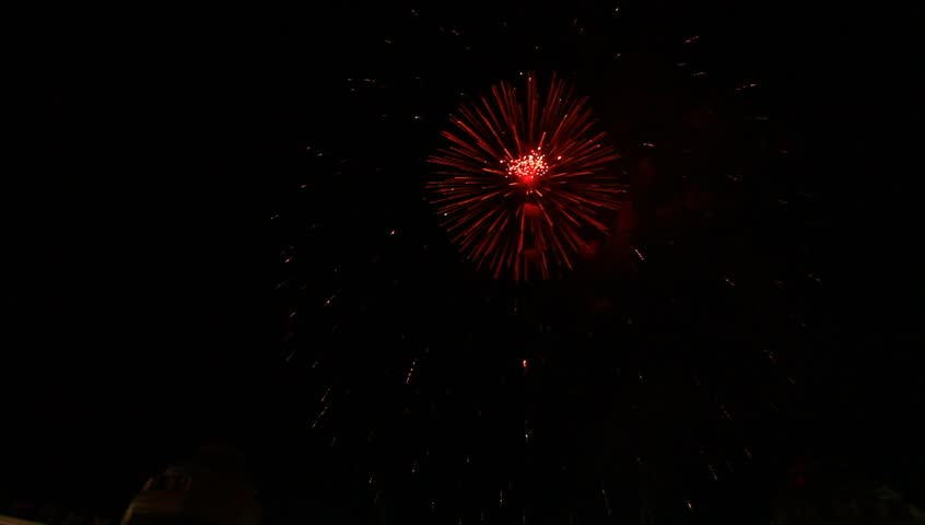 night reaper firework video - 846×480