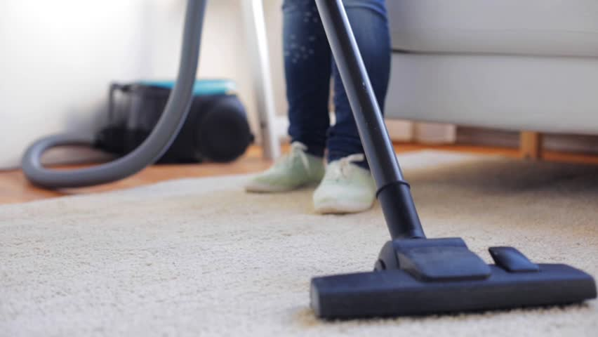 Vacuum Cleaner Stock Footage Video 4537799 Shutterstock
