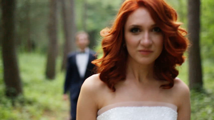 MAYRA: Curly amateur redhead