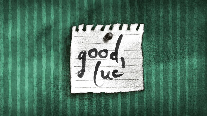 Goodbye Note On A Wall Stock Footage Video 19251187 | Shutterstock