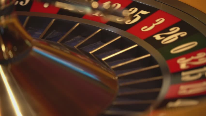 Does a roulette wheel spin clockwise gambling organized crime