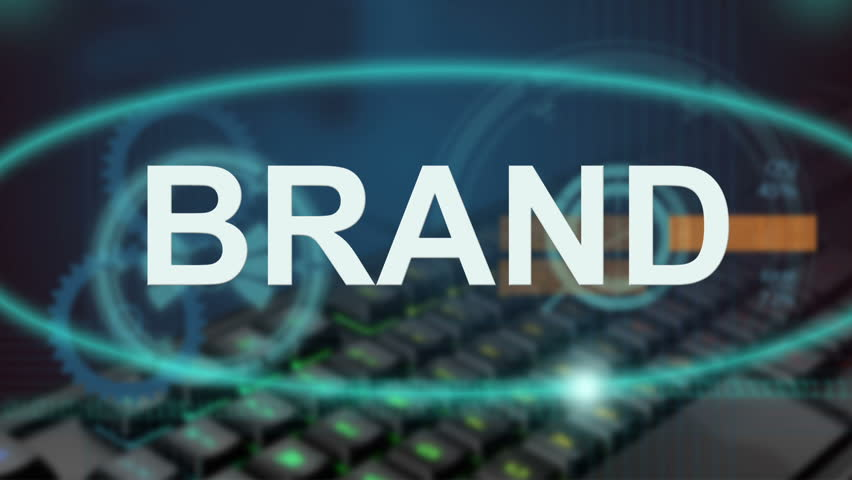 Animation- concept of brand  | Shutterstock HD Video #19331203