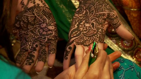 Henna Night Stock Video Footage 4k And Hd Video Clips Shutterstock