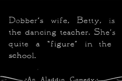 Betty teaches dance to the girls at Dobber\xCDs Finishing School, and Bud, in search for another piano to tune, gets sent to tune on at the school. (1940s)