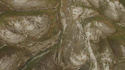 Lower Jordan - Sping streams between the hils of Jordan Valley