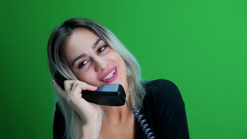 Sexy girl mobile video