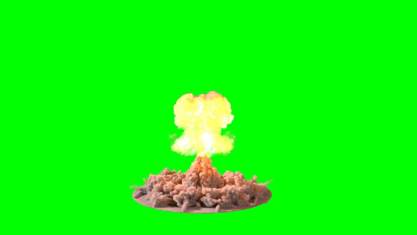 4k Impressive Huge Explosion Mushroom Stock Footage Video (100%  Royalty-free) 20345593 | Shutterstock