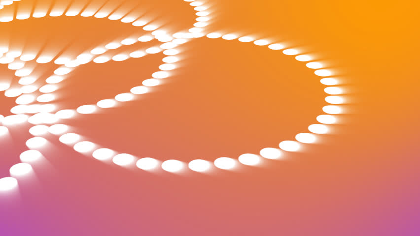 MARQUEE CIRCLE CLUSTER   Shutterstock HD Video #2039228
