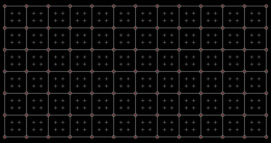 Grid for modern virtual technology fantastic futuristic user interface HUD, for the production of games and movies, and not only   Shutterstock HD Video #20545540