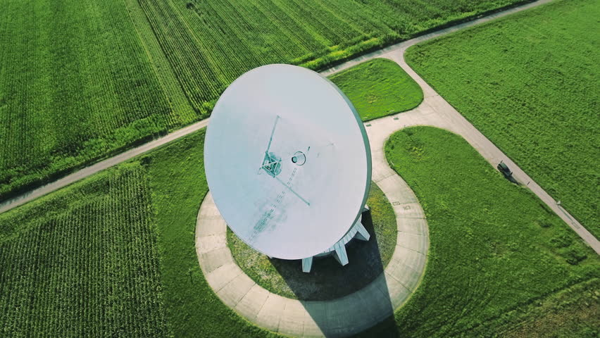 Aerial Drone Motion Parabolic Satellite Stock Footage Video (100%  Royalty-free) 20578753 | Shutterstock