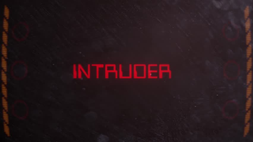 Header of intruder