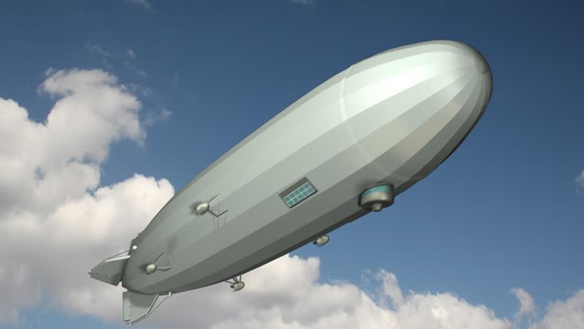 Header of zeppelin