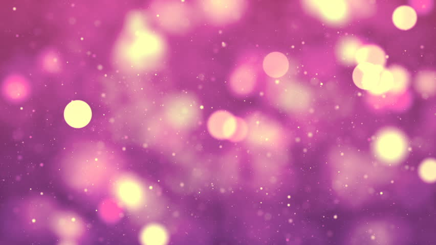 Pink glitter background with nice bokeh