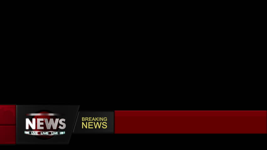 Breaking News Background Stock Footage Video | Shutterstock