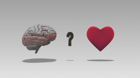 Heart and mind - logic versus intelligence