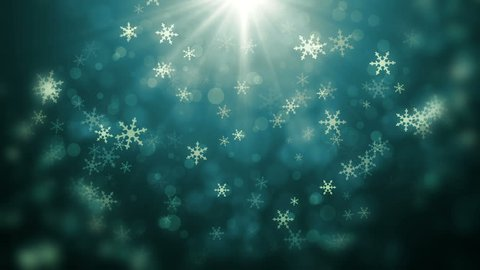 542d0623f28c Soft beautiful blue backgrounds.Moving gloss particles on blue background  loop. Winter theme Christmas