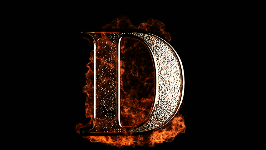 Stock video of burning letter made in 3d graphics 2117393 stock video of burning letter made in 3d graphics 2117393 shutterstock thecheapjerseys Images