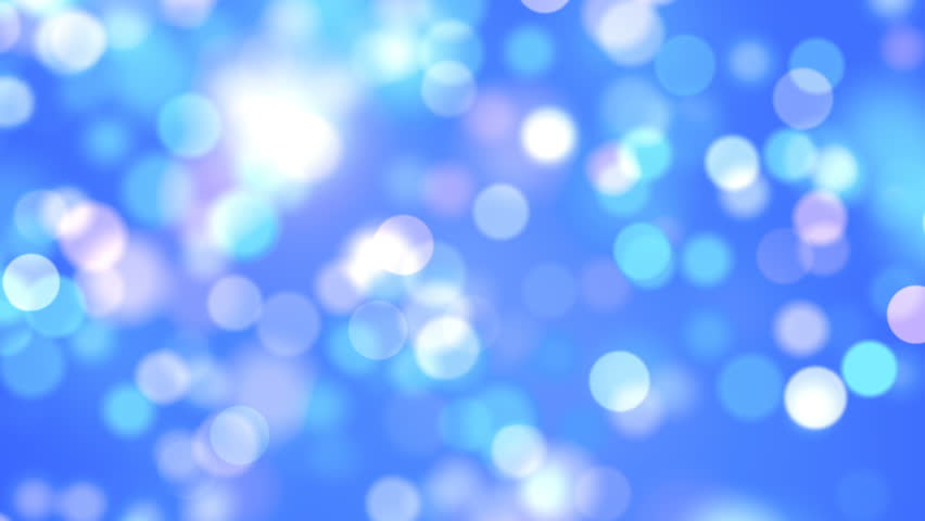 Blue Abstract Lights bokeh background loop | Shutterstock HD Video #21186913