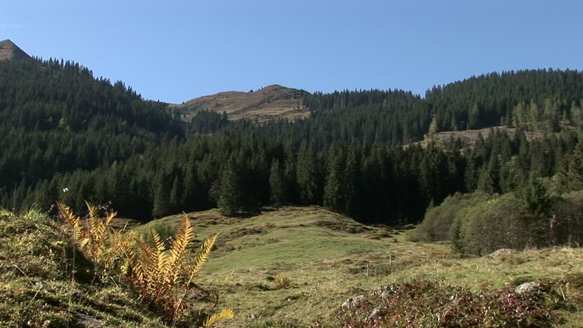 Landscape in austria, alps   Shutterstock HD Video #2120423