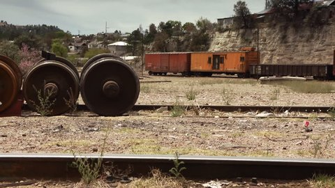Old Train Mexico Stock Video Footage - 4K and HD Video Clips