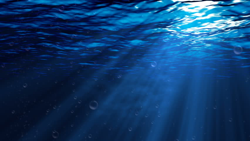 Underwater scene with bubbles and fish, Abstract Loopable Background | Shutterstock HD Video #21475393