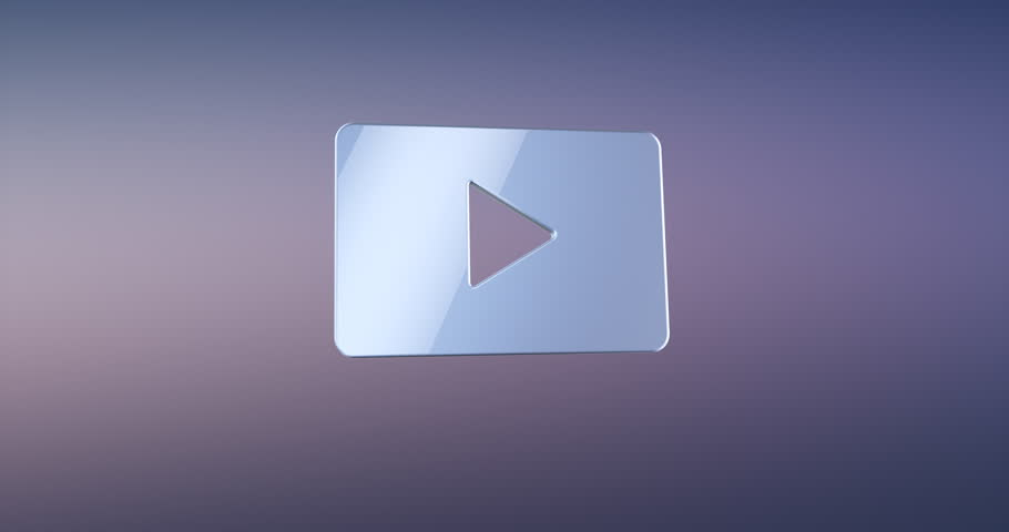 Animated Video Play Silver 3d Stock Footage Video (100% Royalty-free)  21491833 | Shutterstock