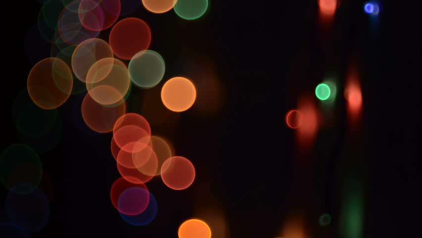 Green Light Effects Stock Footage Video: Stock Video Clip Of Light Effects On Black Background