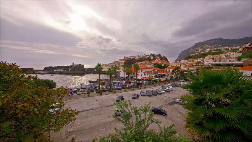 City View & Harbour; Camara De Lobos Madeira