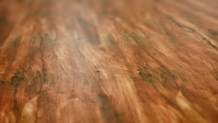 Looping pan over and elegant and complex wooden floor. This video is a 3d rendering. | Shutterstock HD Video #21859336