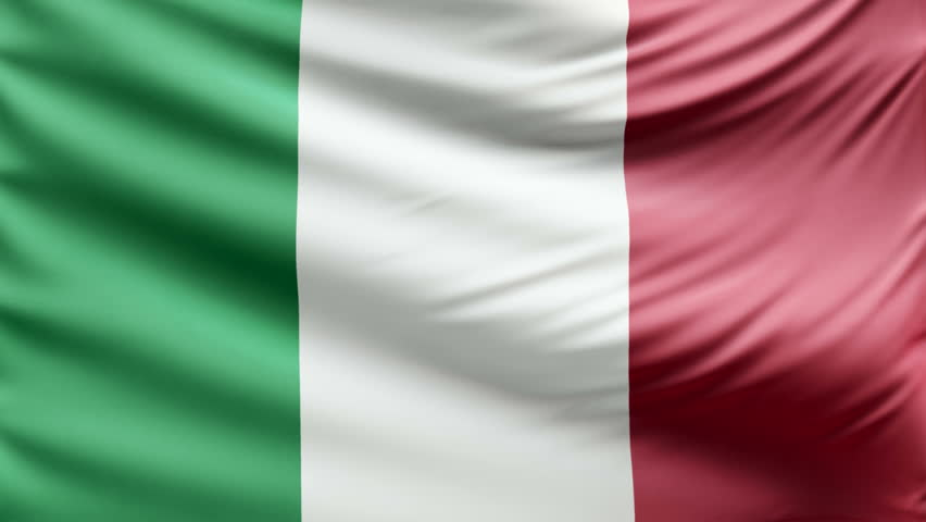 Бесплатная иллюстрация Флаг Сердце Любовь Италия