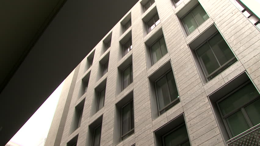 Modern Architecture Videos dubai modern architecture. view of grey marble, stone and concrete