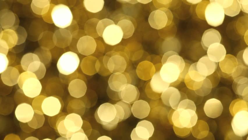 lights background hd stock video clip - Light Christmas