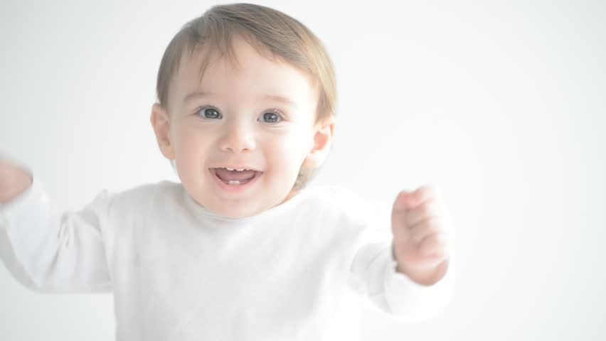 Cute Baby Boy Stock Footage Video 100 Royalty Free 22261663