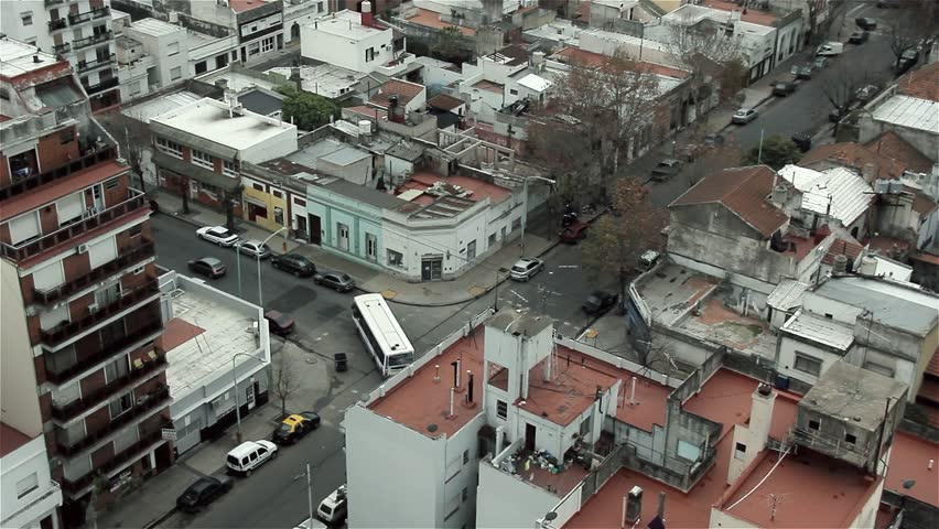 Old District of Buenos Aires (Argentina).