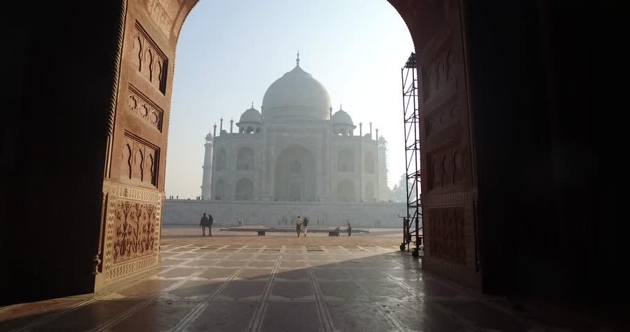 Taj Mahal. India. Agra