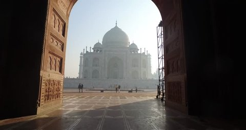 Taj Mahal. India. Agra