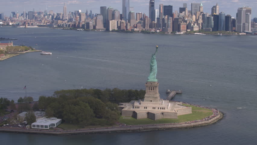 Statue of Liberty New York City  A View On Cities