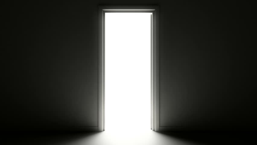 Open The Doors To The Future Stock Footage Video 3461135 ...