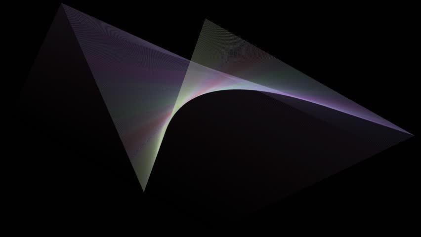 Lines screensaver seamless loop | Shutterstock HD Video #23306173