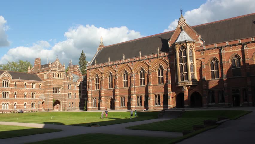 Header of Keble