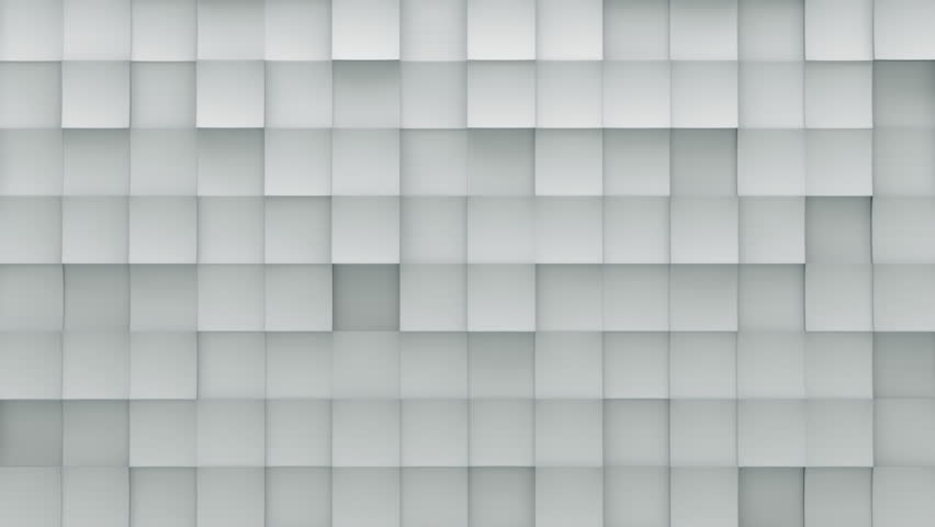 Abstract Cubes Background Random Motion, 3d Loopable Animation 4k | Shutterstock HD Video #23467663