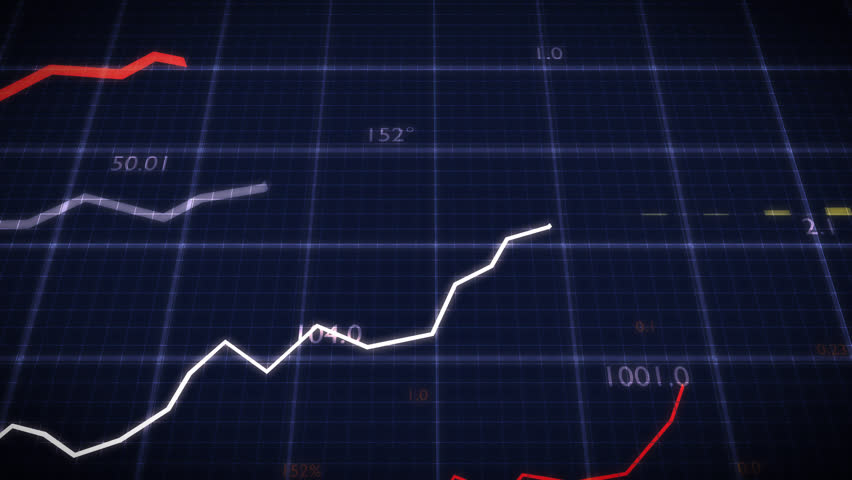 Statistics concept. Growing financial charts and diagrams showing increasing profits. | Shutterstock HD Video #23538583