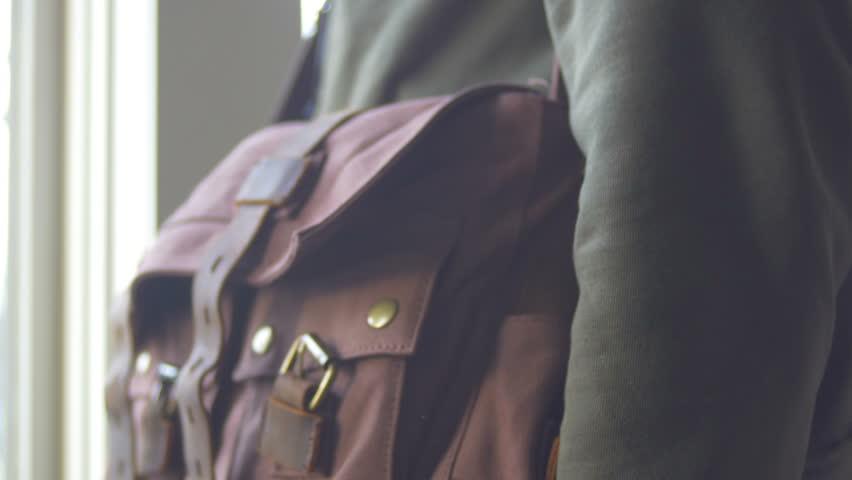 Header of satchel