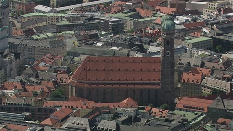Munich's Churches And Cathedral