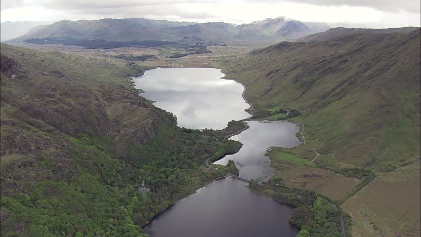 Kylemore Lough | Shutterstock HD Video #23670613