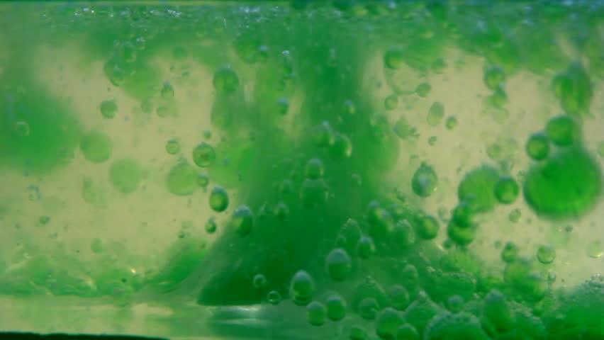 Seamless Underwater Texture seamless looping of a greenish underwater texture with digital