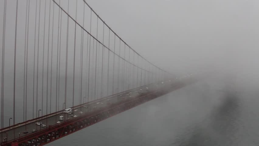 Golden Gate Bridge | Shutterstock HD Video #2395763