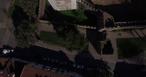 Beja, Portugal Aerial