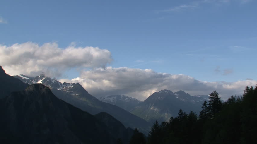 French Alps timelapse | Shutterstock HD Video #2397503