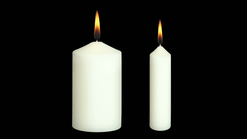 Image result for two candles white free photos